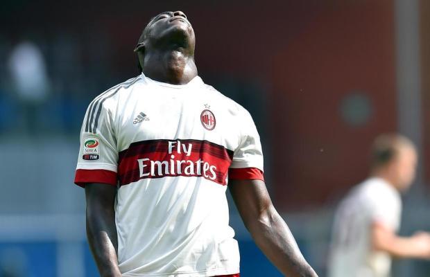 Soccer: Serie A, Genoa-Milan