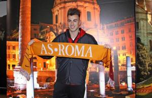 Calcio: Roma; carica El Shaarawy, darò mio contributo