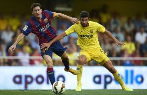 Messi-Musacchio-villarreal