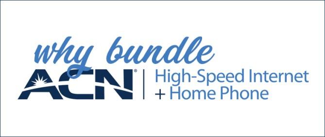 ACN High Speed Internet & Home Phone Service