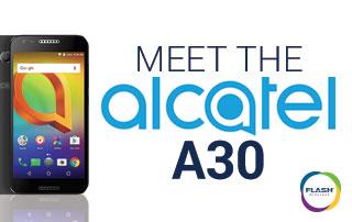 Flash Wireless Alcatel A30