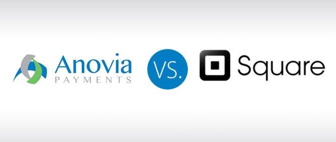 Anovia Payments Vs. Square