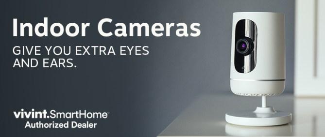 Vivint Indoor Security Camera