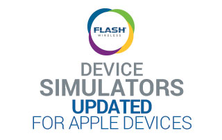 Flash Wireless Simulators