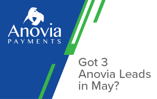 Got 3 Anovia Leads in May