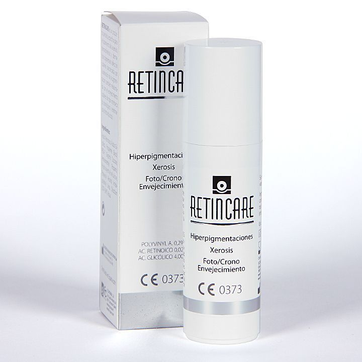 Retincare Gel 30 ml para acne