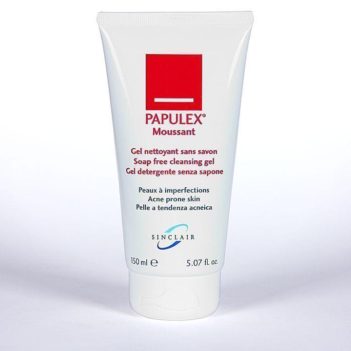 sinclair-papulex-gel-moussant-acne