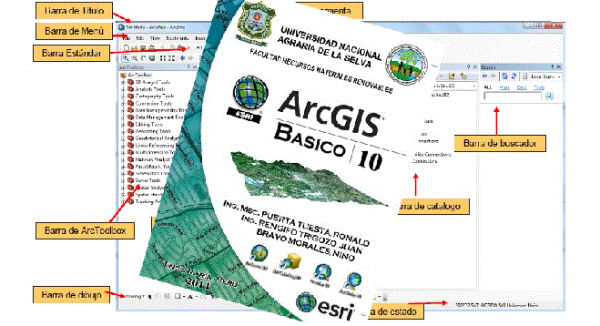 Manual de ArcGIS 10 en Español PDF