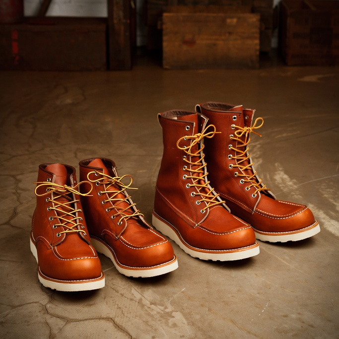 Used Red Wing Boots And Shoes For Sale