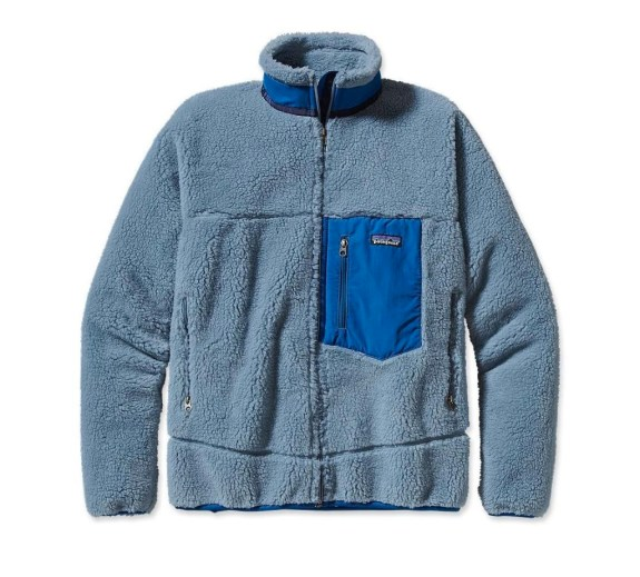 The Patagonia FLeece