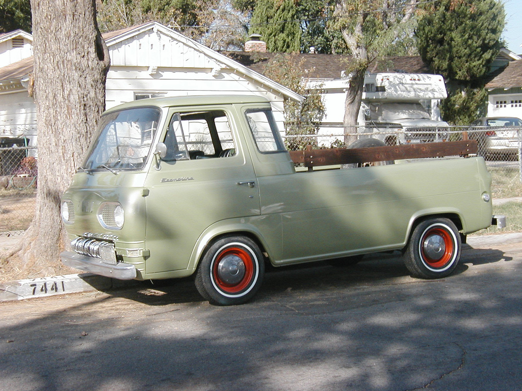 Dodge Pickup Trucks >> Obsession | Dodge A100 Van Truck | A Continuous Lean.