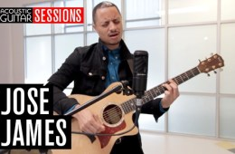 Acoustic Guitar Sessions Presents José James