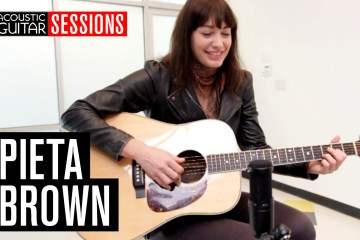 Acoustic Guitar Sessions Presents Pieta Brown