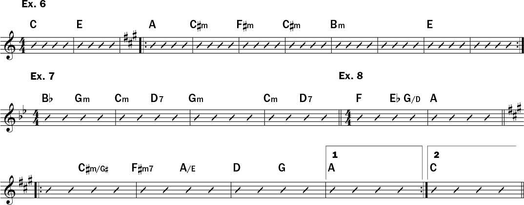 Lesson How To Write A Bridge Using Examples From The Pop And Rock