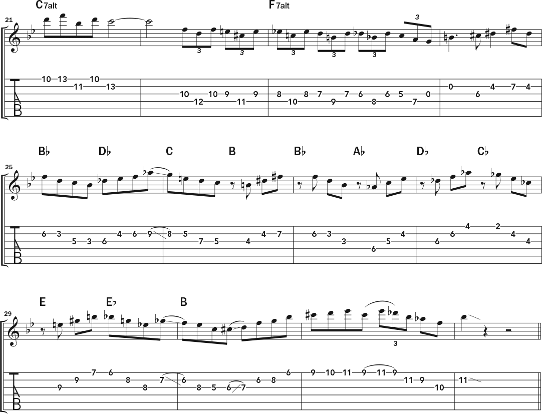 Video Lesson Five Jazz Masters On Rhythm Changes Acoustic Guitar