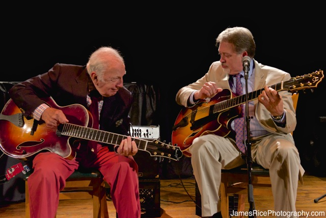 Woodstock Bucky Pizzarelli & Ed Laub photo