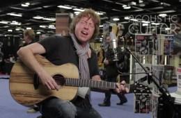 Jeff Pilson Acoustic Guitar Session NAMM 2016