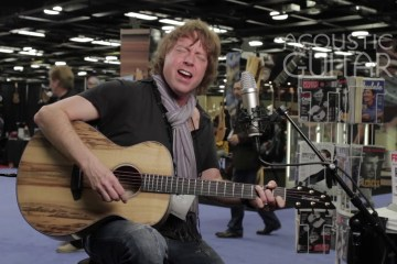 Jeff Pilson Acoustic Guitar Session NAMM 2016