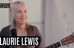 Laurie Lewis slider