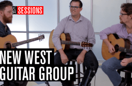 New West Guitar Group slider