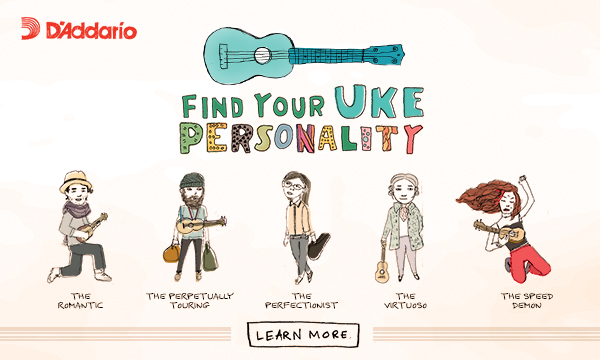 The Daddario Ukulele Hub Whats Your Uke Personality Acoustic