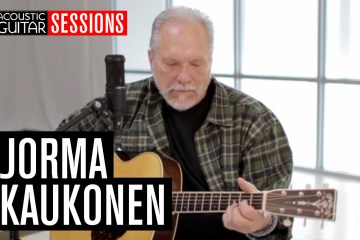 Acoustic Guitar Sessions Presents Jorma Kaukonen