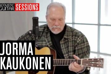 Acoustic Guitar Sessions Presents Jorma Kaukonen