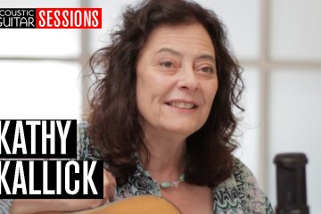 Acoustic Guitar Sessions Presents Kathy Kallick