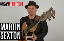 Acoustic Guitar Sessions Presents Martin Sexton