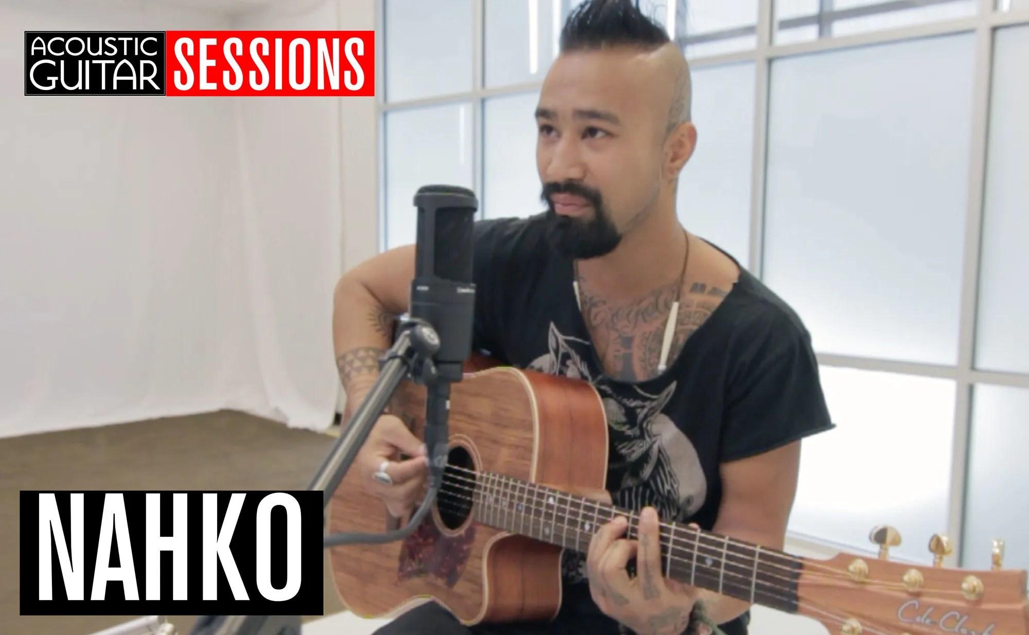 Acoustic Guitar Sessions Presents Nahko Acoustic Guitar