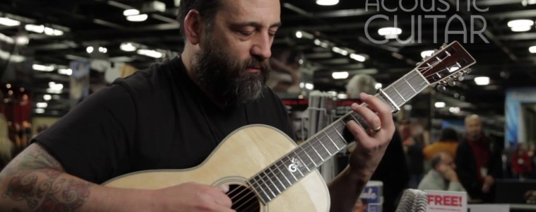 Eric Skye Acoustic Guitar Session NAMM 2016