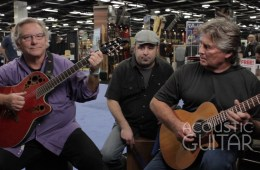 Groove Bastards  Acoustic Guitar Session NAMM 2016