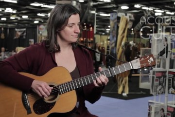 Jamie Stillway Acoustic Guitar Sessions NAMM 2016