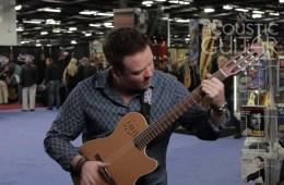Jeff Gunn Acoustic Guitar Session NAMM 2016