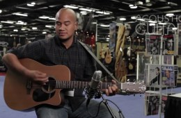 Kenny Lee Young NAMM 2016
