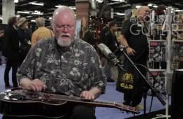Orville Johnson Acoustic Guitar Session NAMM 2016
