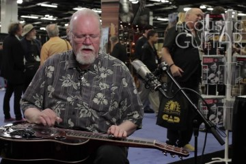 Orville Johnson Acoustic Guitar Session NAMM 2016