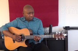 Ron Jackson Guitar Lesson