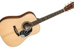 John Lennon 75th Anniversary model from C.F. Martin & Co.