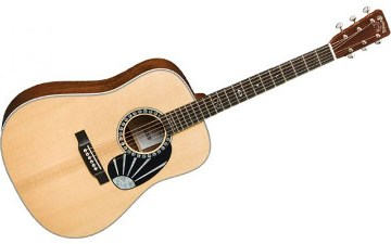 John Lennon 75th Anniversary model from C.F. Martin & Co.