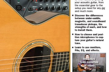 Acoustic Guitar Amplification Essentials Guide cover