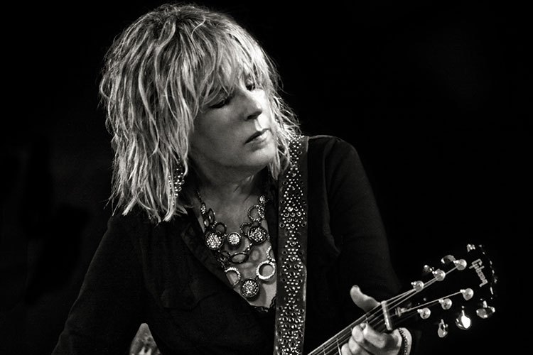 Lucinda Williams The Ghosts Of Highway 20 Acoustic Guitar