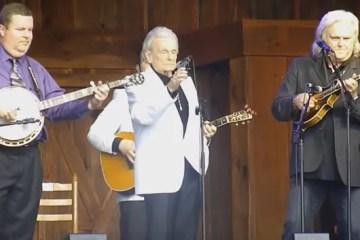 Ralph Stanley Ricky Skaggs Merlefest 2014