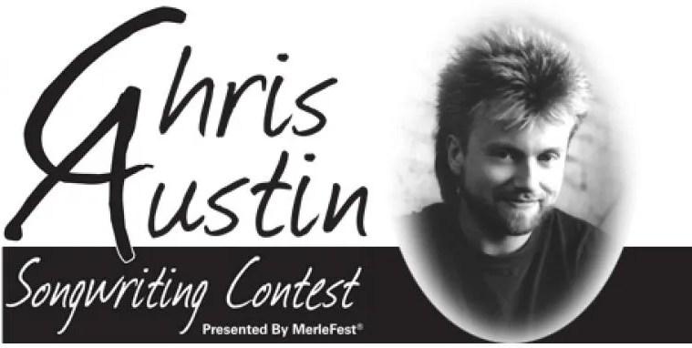 Chris Austin Songwriting Contest Merlefest