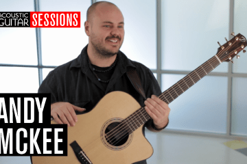 Andy McKee  Acoustic Guitar Sessions Solo Fingerstyle Instrumental Tapping