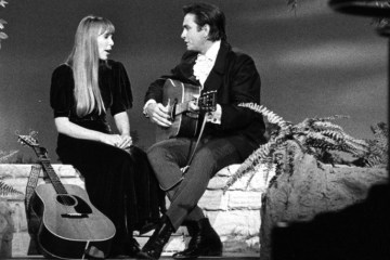 Joni Mitchell Johnny Cash I Still Miss Someone