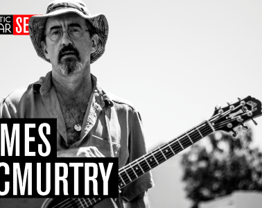 James McMurtry - Acoustic Guitar Session