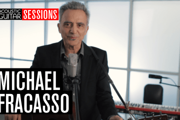 Michael Fracasso - Acoustic Guitar Session