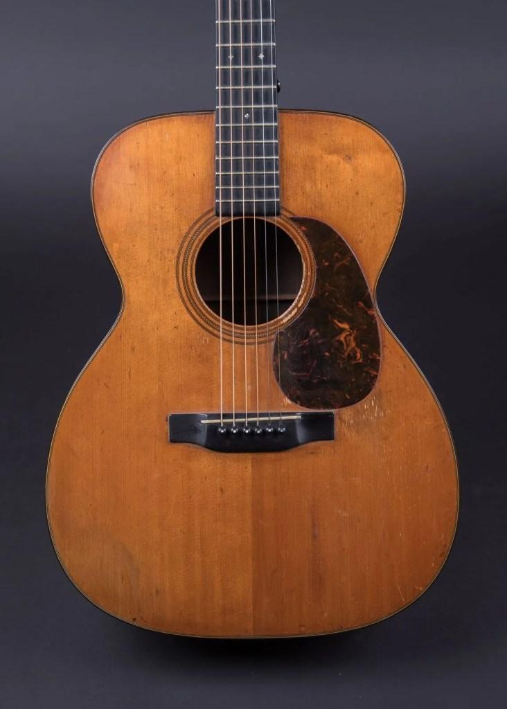 1941 000 Martin Guitar