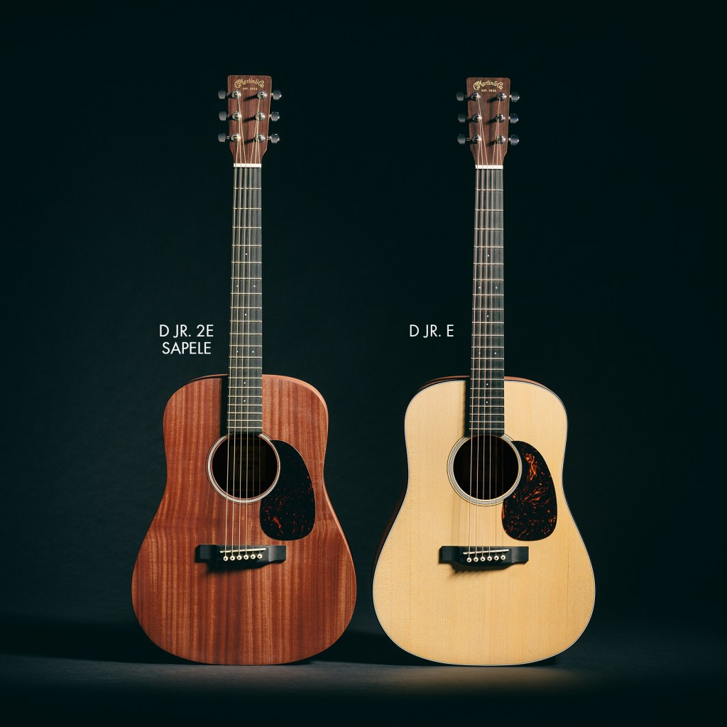 Martin junior series